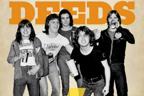 AC/DC's 'Dirty Deeds Done Dirt Cheap' done dirtier and cheaper