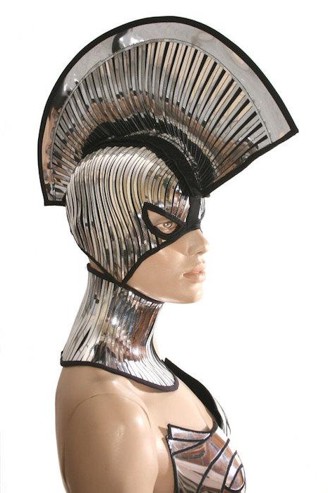 Divamp Mohawk Helmet