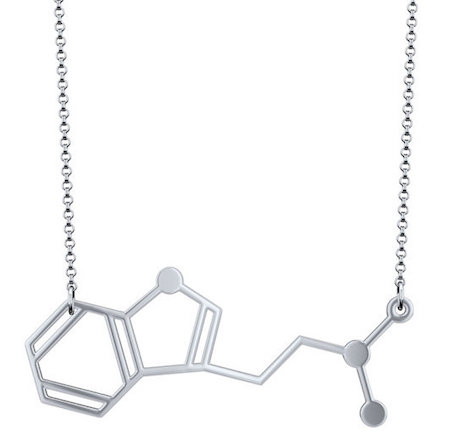 DMT molecular necklace