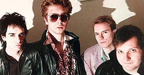 Death of Samantha: Great 'lost' '80s underground band returns