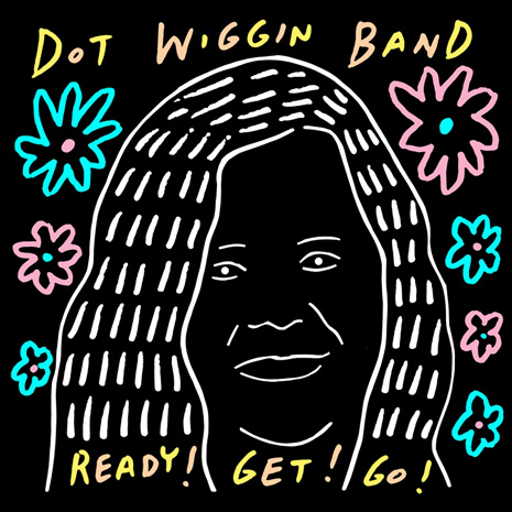 dot wiggin band lp cover