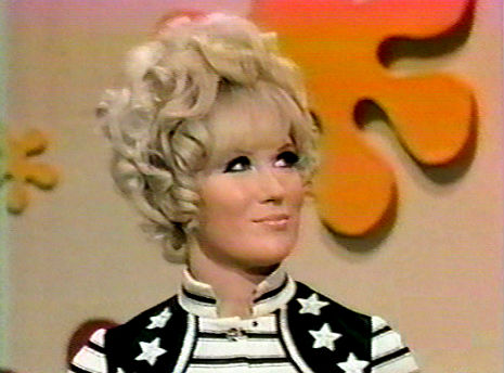 Dusty Springfield on 'The Dating Game,' 1968