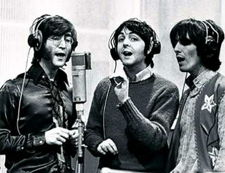 Acappella Abbey Road: Sixteen glorious minutes of isolated Beatles vocal tracks