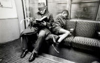 Tube Tales: Photographs of commuters on the London Underground 1970s-80s