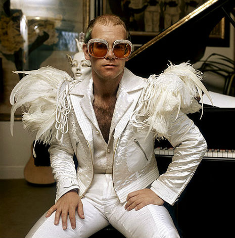 Early Elton John: Two extraordinary concerts