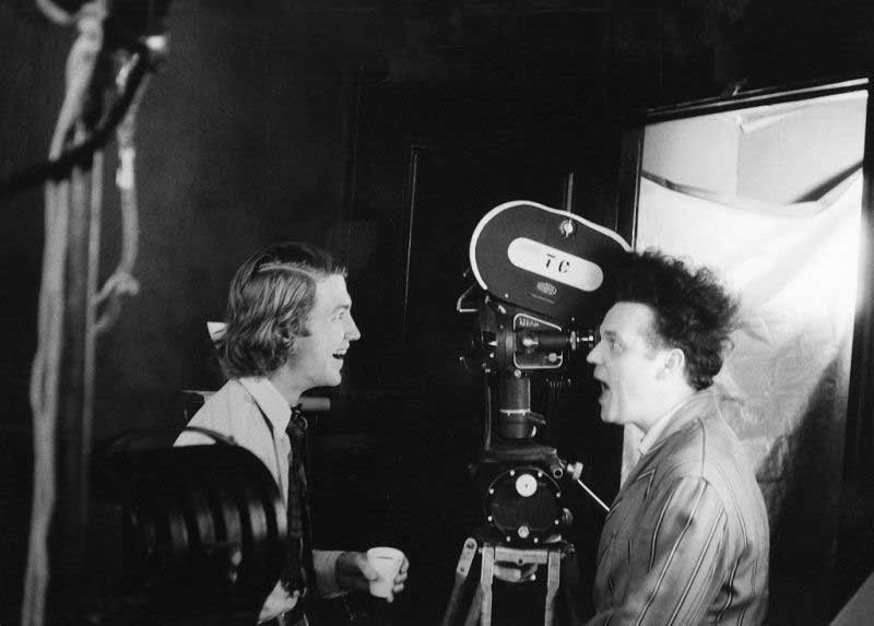Behind the scenes with David Lynch on 'Eraserhead'