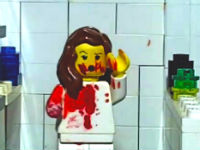 The blocky horror show: Dario Argento's 'Tenebre' recreated with LEGO
