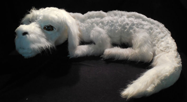 Falkor from 'The NeverEnding Story' plush toy