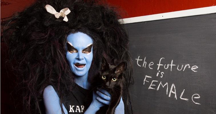Future Feminism: A social, cultural and political vision for a feminine utopia