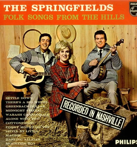 Dusty in Nashville: Dusty Springfield, the early years