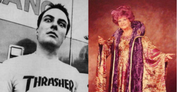 Jello Biafra meets the UFO cult: The Lost Footage found!