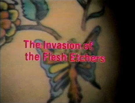 Invasion of the Flesh Etchers: Vintage TV report of Minnesota tattoo convention, 1978