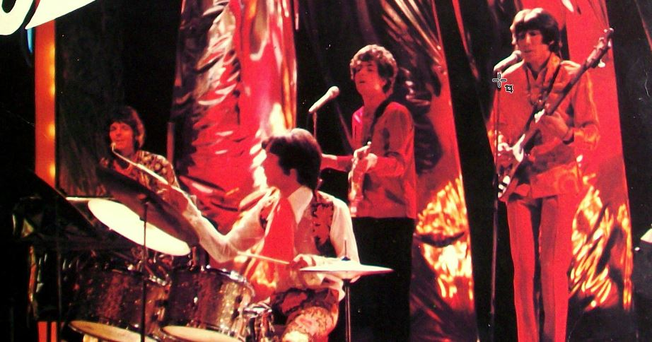 'Lose your mind and play' Syd Barrett and Pink Floyd 'live' on TOTP, 1967