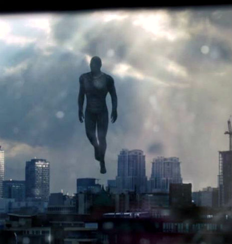 'The Flying Man': Darkly original short film asks 'What if superheroes were psychotic?'