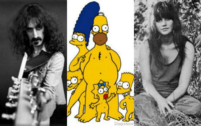 1967 Frank Zappa & Linda Ronstadt radio ad that influenced 'The Simpsons' theme