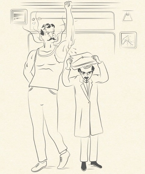 Subway etiquette