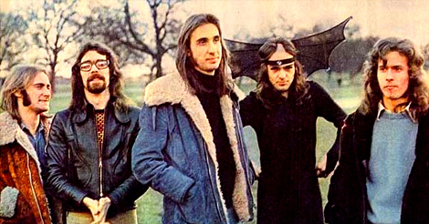 Prog out with your log out! BBC's Genesis documentary spurs reunion rumors