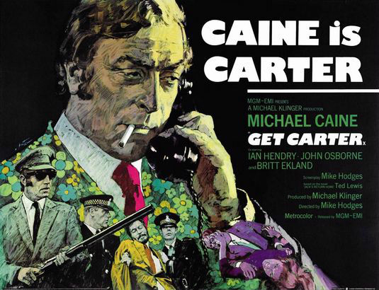 The true story behind classic gangster movie 'Get Carter'
