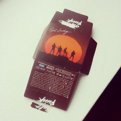 Daft Punk to market 'Get Lucky' condoms
