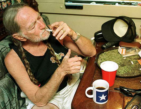 Willie Nelson's majestic, skunky-smelling tour bus is for sale on Craigslist