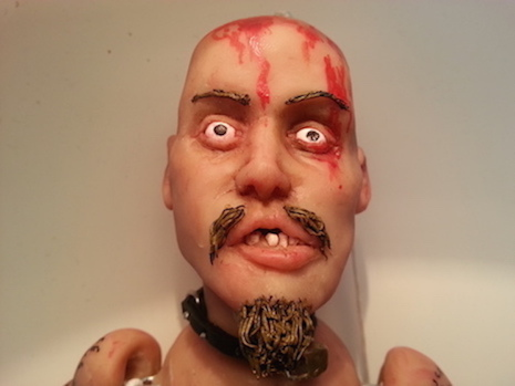 GG Allin marionette
