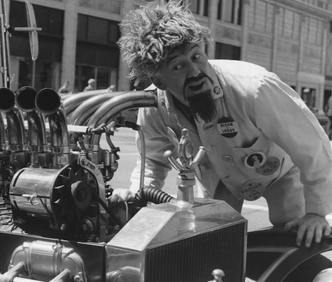 Stay sick: Cleveland's legendary 1960s horror host 'Ghoulardi' is Paul Thomas Anderson's father