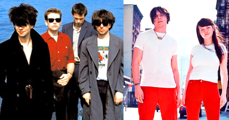 Bunnymen vs White Stripes, Bee Gees vs Killing Joke and more: New mashups from Go Home Productions
