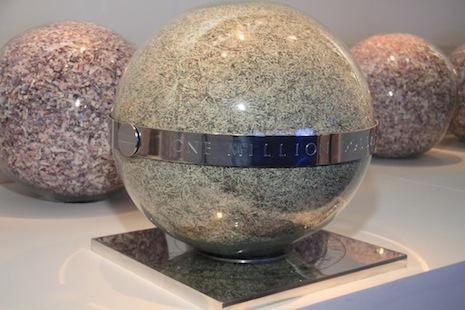 Moneyballs: A million bucks shredded for… art