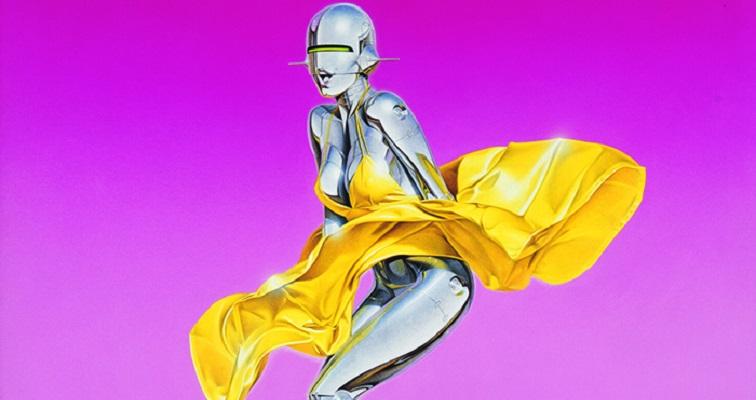 The uncannily SEXY retro robot pinups of Hajime Sorayama