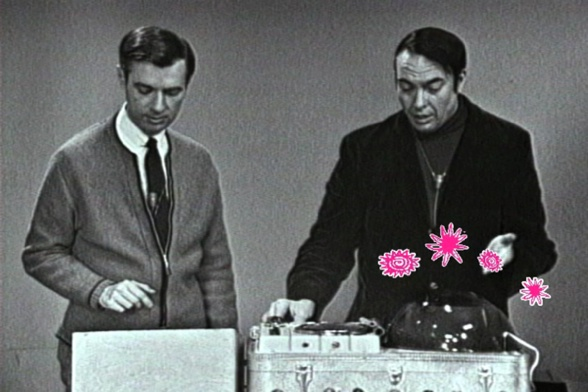 'Love and reverse-psychedelics': Synthesizer pioneer Bruce Haack on 'Mr. Roger's Neighborhood,' 1968