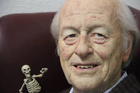 Ray Harryhausen sculpture