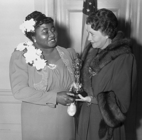 Hattie McDaniel and Fay Bainter