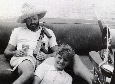 Ernest Hemingway's burger recipe is the manliest thing you can do with a cow except beat it up