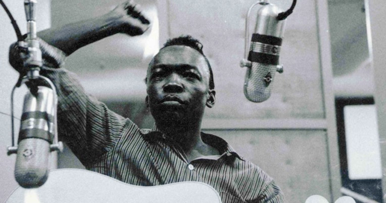 You HAVE to see this live footage of John Lee Hooker from 1970. Really. Just drop what you're doing.