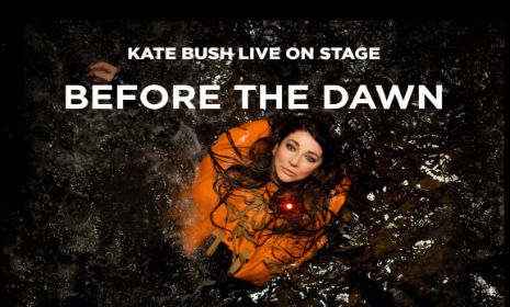 Kate Bush announces first tour dates in 35 years