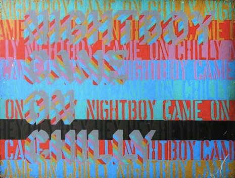 Night Boy, 1966