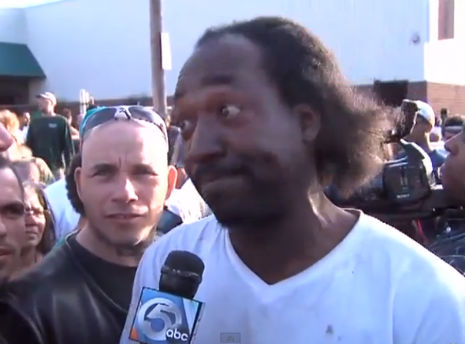 Man who rescued Cleveland girls gives a hell of an interview