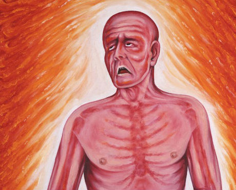 'Dr. Death': The macabre and disturbing paintings of Jack Kevorkian