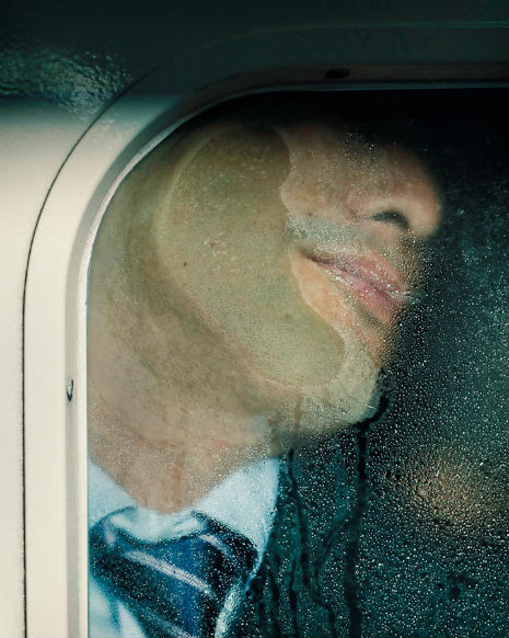 'TOKYO COMPRESSION': THESE IMAGES OF JAPANESE COMMUTERS ARE NOT FOR THE CLAUSTROPHOBIC
