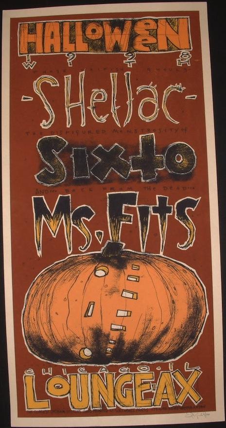Shellac / Sex Pistols