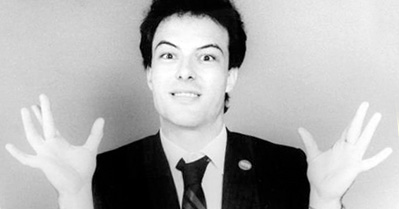 Jello Biafra on his days as a newbie punk