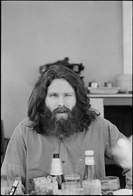 Jim Morrison declares 'Fat is beautiful' 1969