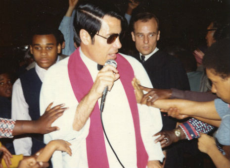 Mindf*cker: Actual footage of Rev. Jim Jones preaching at The People's Temple