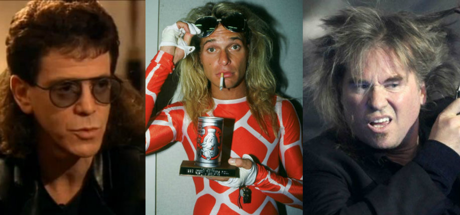 Advanced Genius Theory: David Lee Roth, Val Kilmer, 80s Lou Reed were just too advanced for mankind