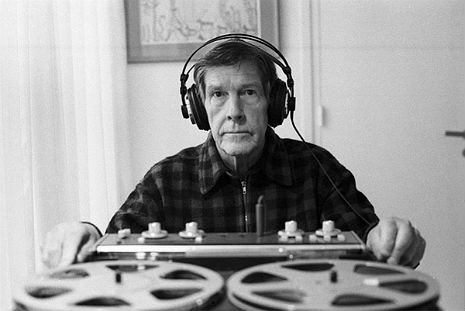 Happy birthday John Cage!