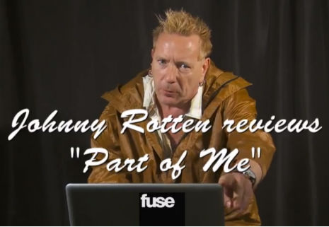 Johnny Rotten reviews 'Katy Perry: Part of Me'