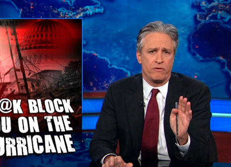 Jon Stewart tells House Republicans *exactly* what should have been said to them