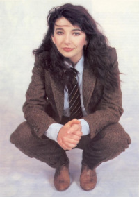 Kate Bush: Probably her first ever TV interview from 1978