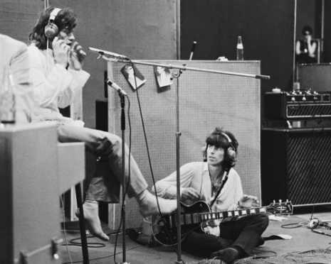 Keith Richards' isolated guitar solo from 'Sympathy For The Devil'