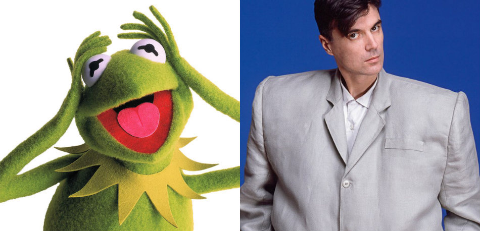 It's not easy being David Byrne: Kermit the Frog covers 'Once in a Lifetime'